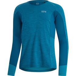 Gore Energetic LS Shirt sphere blue