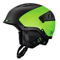 K2 Skihelm Diversion Black-Green