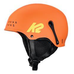 K2 Skihelm, Kinderhelm Entity Orange