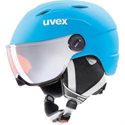Uvex Junior Visor Pro blue