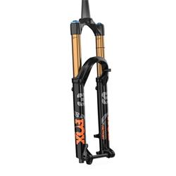 "FOX 2021 38 Factory 29"" 180 mm shiny black/orange"