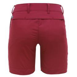 Fjäll Räven Abisko Shade Shorts W plum