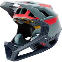 FOX Helm Proframe Quo - light pastel blue