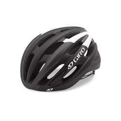 Giro Foray, Mat Black/White