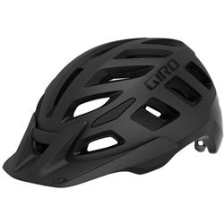 Giro Radix matte black MTB Bikehelm