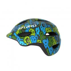 Giro Scamp, blue/green creature - 2020