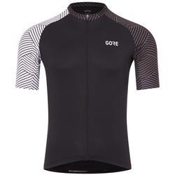 Gore C5 Jersey black white