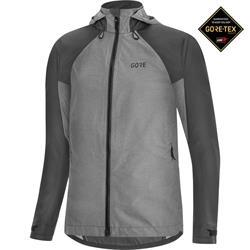 Gore C5 Women Gore-Tex Trail Hooded Jacket terra grey