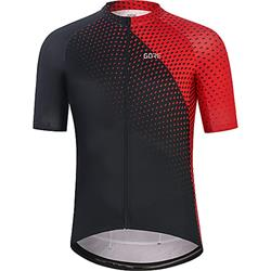 Gore Flash Jersey black red