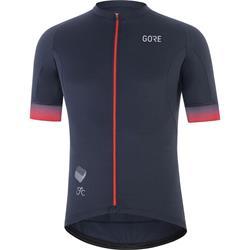 Gore Cancellara Jersey orbit blue red