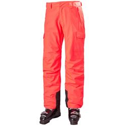 Helly Hansen Women Switch Cargo Insulated Pant neon coral