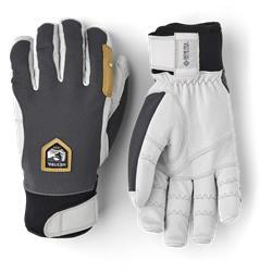 Hestra Ergo Grip Active Handschuh grey/offwhite