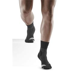 CEP Hiking Merino Mid-Cut Socks Grey