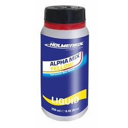 Holmenkol Alphamix Yellow Liquid 250ml