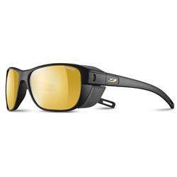 Julbo Camino REACTIV Performance 2-4 (Zebra) Sonnenbrille, matt schwarz/grau