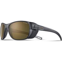 Julbo Camino Polarized 3 Sonnenbrille, translucide dark grau/schwarz
