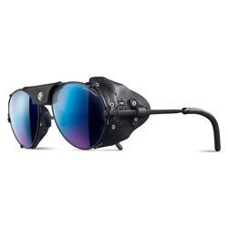 Julbo Cham Spectron 3 CF Bergbrille/Sonnenbrille, schwarz matt/schwarz