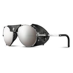 Julbo Cham Spectron 4 Bergbrille/Sonnenbrille, silber/schwarz