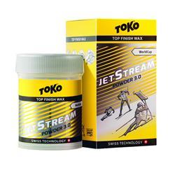 Toko JetStream Powder 3.0 Yellow 0°C/-4°C, 30g