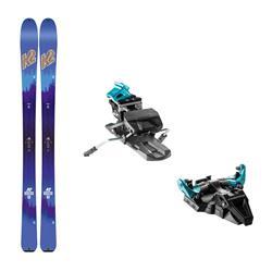 K2 Talkback 88 Ecore + Dynafit Radical ST Skitourenset