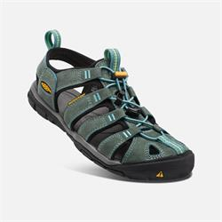 Keen Clearwater CNX Leather W mineral blue, Damensandale 2020