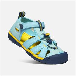 Keen Seacamp II CNX petit four/keen yellow, Kindersandale 2020