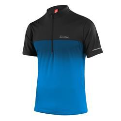 Löffler Bike Shirt HZ Flow 3.0 blue lake Herren