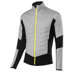 Löffler Men Hybrid Jacket PL60 silver grey