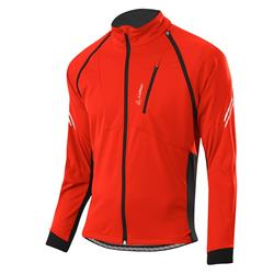 Löffler Men Bike Zip-Off Jacket San Remo 2 WS Light sunset