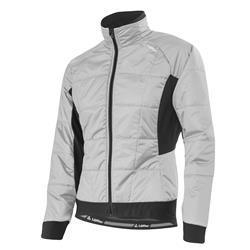 Löffler Women Iso-Jacket Hotbond PL60 silver grey