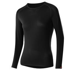 Löffler Women Shirt L/S Transtex Light black