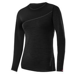Löffler Women Shirt L/S Transtex Merino black