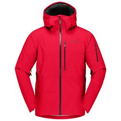 Norrøna - Lofoten GTX Insulated Jacke Herren True Red