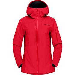 Norrøna - Lofoten GTX Insulated Jacke True Red