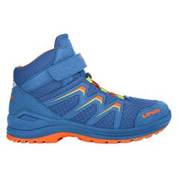 Lowa Maddox GTX Mid Junior royal/orange