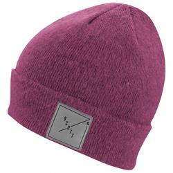 Scott - MTN 10 Damen Beanie Cassis Pink