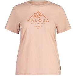 Maloja Platane bloom Damen T-Shirt