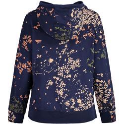 Maloja Maistira Sweet Hoody night sky mille fleur Damen Sweat-Shirt