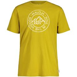 Maloja Rotbirne golden fall Herren T-Shirt
