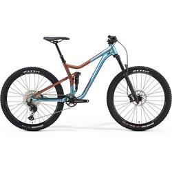 Merida One-Forty 600 HP3 Bronze/blau 2021
