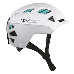 Movment 3Tech Alpi Women hellgrau weiß türkis