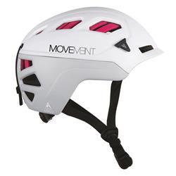 Movment 3Tech Alpi Women hellgrau weiß pink