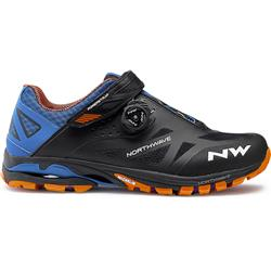 Northwave Spider Plus 2 Allmountain, black/green/orange
