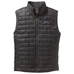 Patagonia - Nano Puff Vest Herren Forge Grey