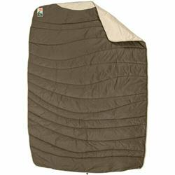 Nemo Puffin Insulated Blanket - walnut oak