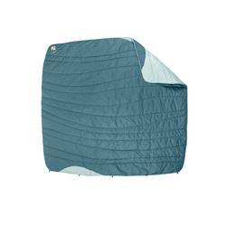Nemo Puffin Luxury Blanket - surf, sea foam