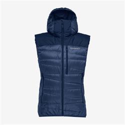 Norrona Women Falketind Down750 Vest indigo night blue