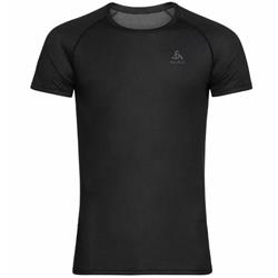 Odlo Active F-Dry Light Eco Crew Neck black Funktion Herren Unterhemd