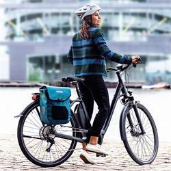 E-Mate petrol Fahrradtasche
