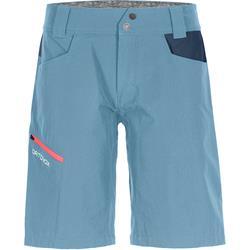 Ortovox Pelom light blue Damen Shorts